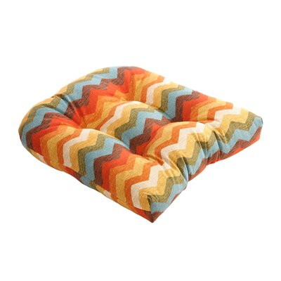 Panama Wave Outdoor Chair Cushion