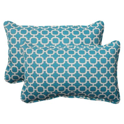 Hockley Corded Indoor/Outdoor Lumbar Pillow Size: 5 H x 11.5 W x 18.5 D