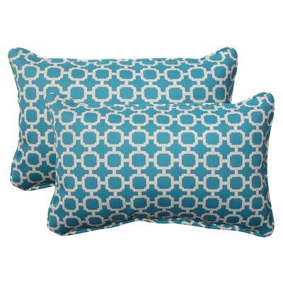 Hockley Corded Indoor/Outdoor Lumbar Pillow Size: 5 H x 11.5 W x 18.5 D