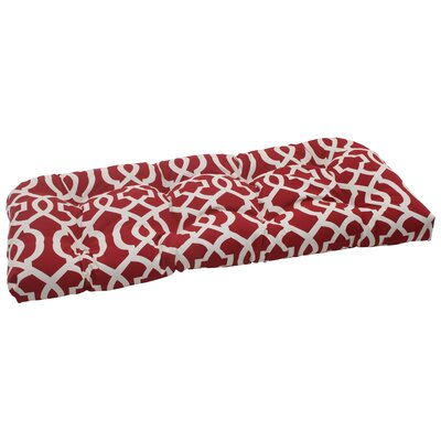 New Geo Outdoor Loveseat Cushion