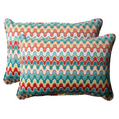 Nivala Corded Indoor/Outdoor Throw Pillow Size: 5 H x 16.5 W x 24.5 D