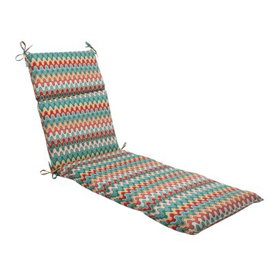 Nivala Outdoor Chaise Lounge Cushion