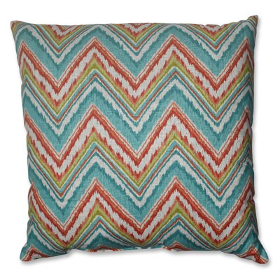 Chevron Cherade Floor Pillow