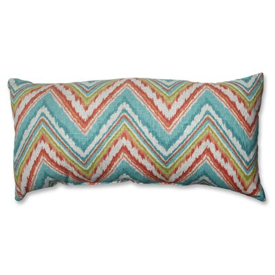 Chevron Cherade Throw Pillow