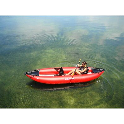 Cheap Saturn Boats Saturn Commercial-Grade Expedition Inflatable Kayak (RK396)