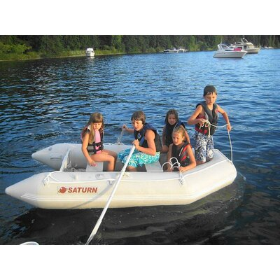 Cheap Saturn Boats Saturn Inflatable Dinghy Boat with High-Pressure Air Floor (SD290)