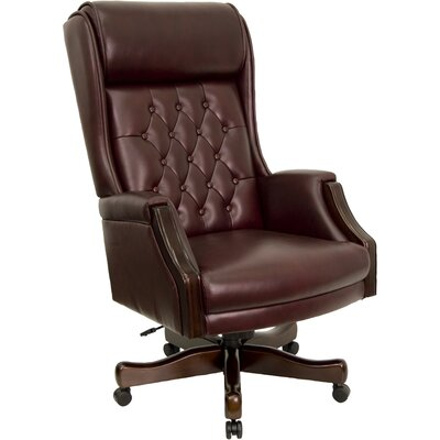 High-Back Leather Executive Office Chair Product Picture 1292