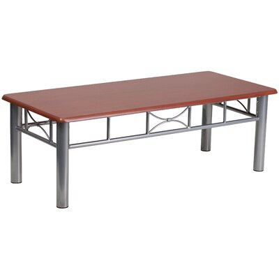 Cliffon Coffee Table Top Color: Mahogany