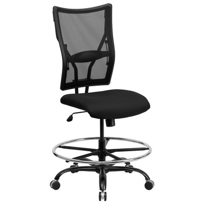 Hercules Series Mesh Drafting Chair Arms Product Picture 3635