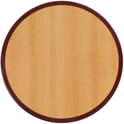Round Resin Table Top Product Image 12906