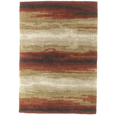 Exceptional Design Emerge Brown/Tan Area Rug