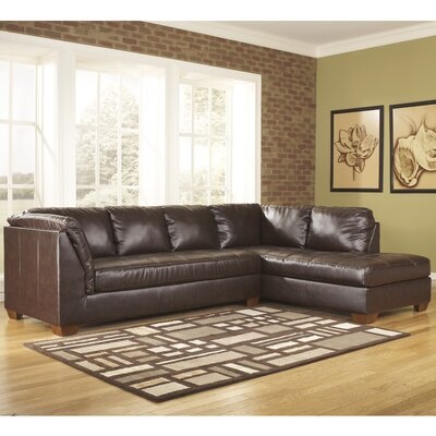 Flash Furniture FSD-2749RFSEC-MAH-GG Fairplay Sectional Orientation
