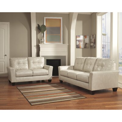 Paulie Living Room Set Upholstery: Taupe