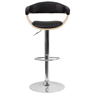 Cordova Adjustable Height Swivel Bar Stool