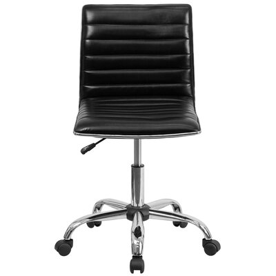 High-Back Desk Chair DS-512B-BK-GG
