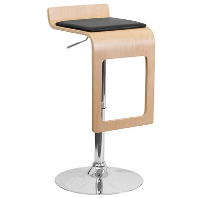 Morningside Adjustable Height Swivel Bar Stool