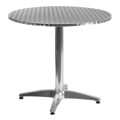 Lula Round Bistro Table Table Size: 31.5 W x 31.5 D