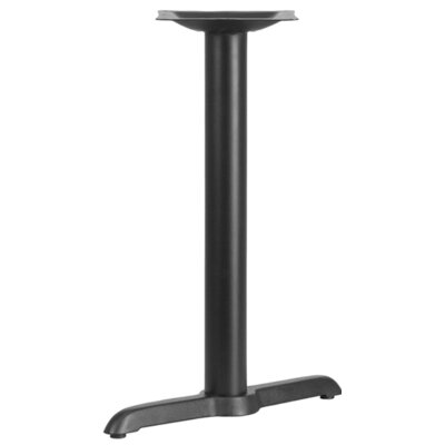 5 x 22 Table Base with 3 Diameter Column Style: Table Height, Quantity: Set of 10