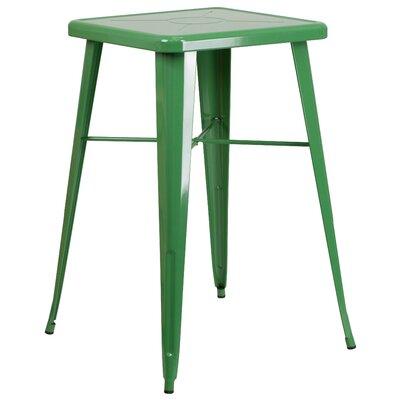 Bar Table Finish: Green