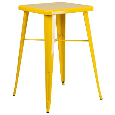 Bar Table Finish: Yellow
