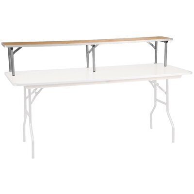 Brandl Birchwood Bar Top Riser