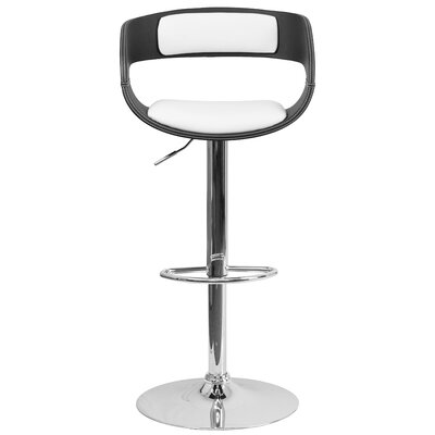Natori Adjustable Height Swivel Bar Stool