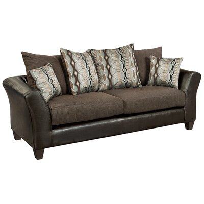 RS-4173-01S-GG FFC4129 Flash Furniture Riverstone Rip Sable Modular Sofa