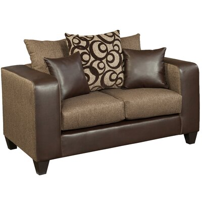 RS-4120-01L-GG FFC4134 Flash Furniture Riverstone Object Modular Loveseat