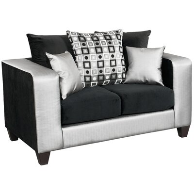 Riverstone Implosion Loveseat