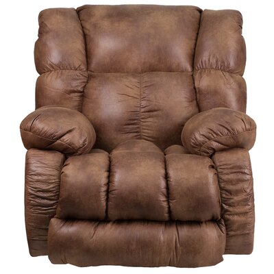 Padre Rocker Recliner (Set of 2) Upholstery: Almond