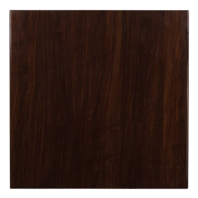 Table Top Size: 1.75 H x 36 W x 36 D
