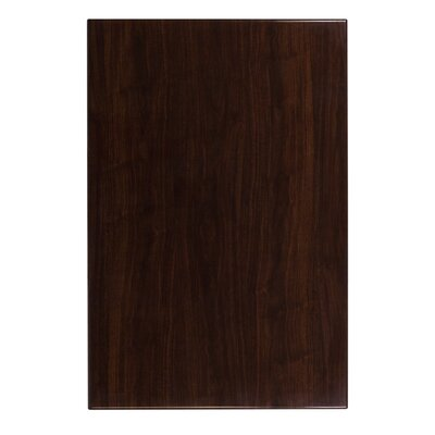Table Top Size: 1.75 H  x 30 W x 45 D