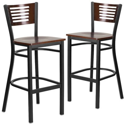 Madelon 29.75 Bar Stool
