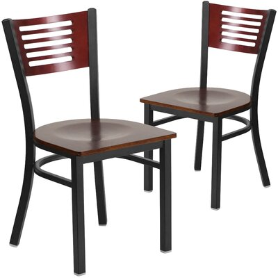 Britni Solid Wood Dining Chair