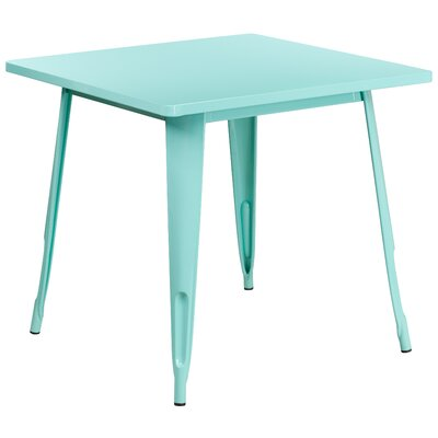 Dining Table Finish: Mint Green