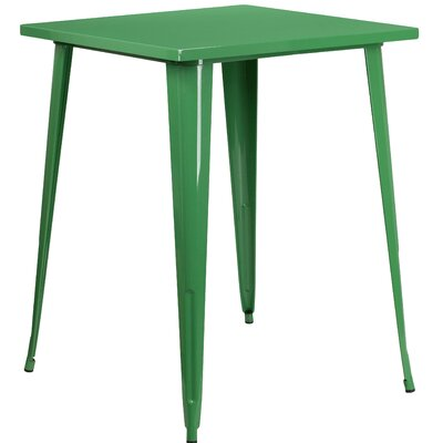 Bar Table Finish: Green
