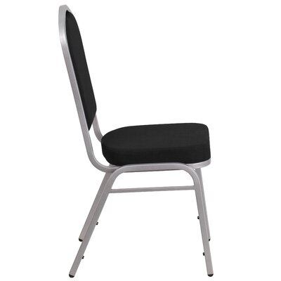 Palethorp Side Chair Color: Black