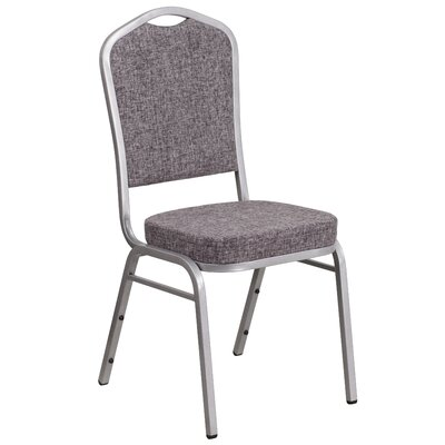 Palethorp Side Chair Color: Gray