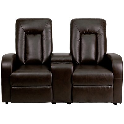 Eclipse Series Home Theatre Recliner (Row of 2) BT-70259-2-P-BRN-GG