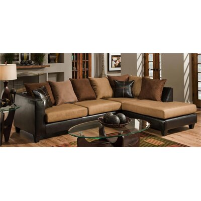 Flash Furniture RS-4184-01SEC-GG Riverstone Sectional