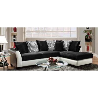 Flash Furniture RS-4174-02SEC-GG Riverstone Sectional