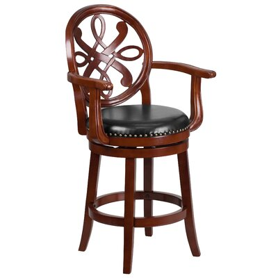 26'' Swivel Bar Stool