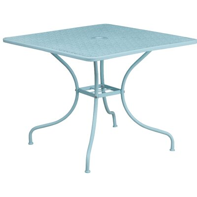 Dining Table Finish: Sky Blue
