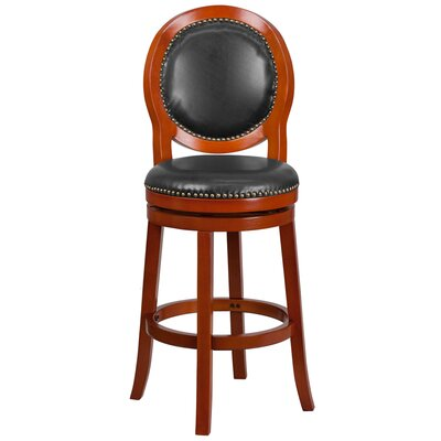 30 Swivel Barstool with Cushion