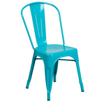 Varick Gallery Rountree Stacking Patio Dining Chair