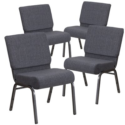 MacArthur Modern Guest chair Seat Finish: Dark Gray