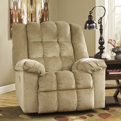 Trang Power Rocker Recliner Upholstery: Sand