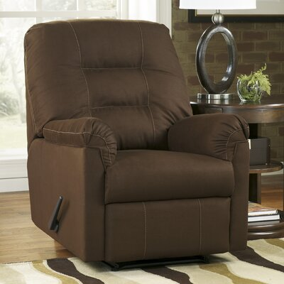 Harold Point Wall Huger Recliner Upholstery: Cafe