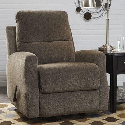 Fambro Rocker Recliner Upholstery: Taupe
