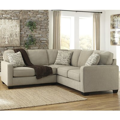 FSD-1669SEC-2PC-QTZ-GG Flash Furniture Sectionals